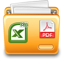 Excel to PDF Online